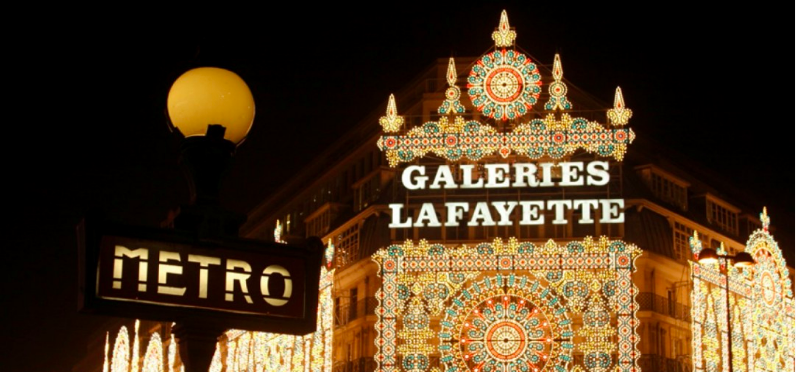 #6. How did we won Galeries Lafayette and Bon Marché with quite hell of a nerve