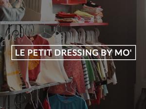 Le petit dressing – Paris 17
