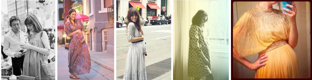 robe-grossesse-vintage